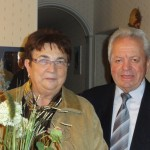 Pierrette et Dominique MANFE